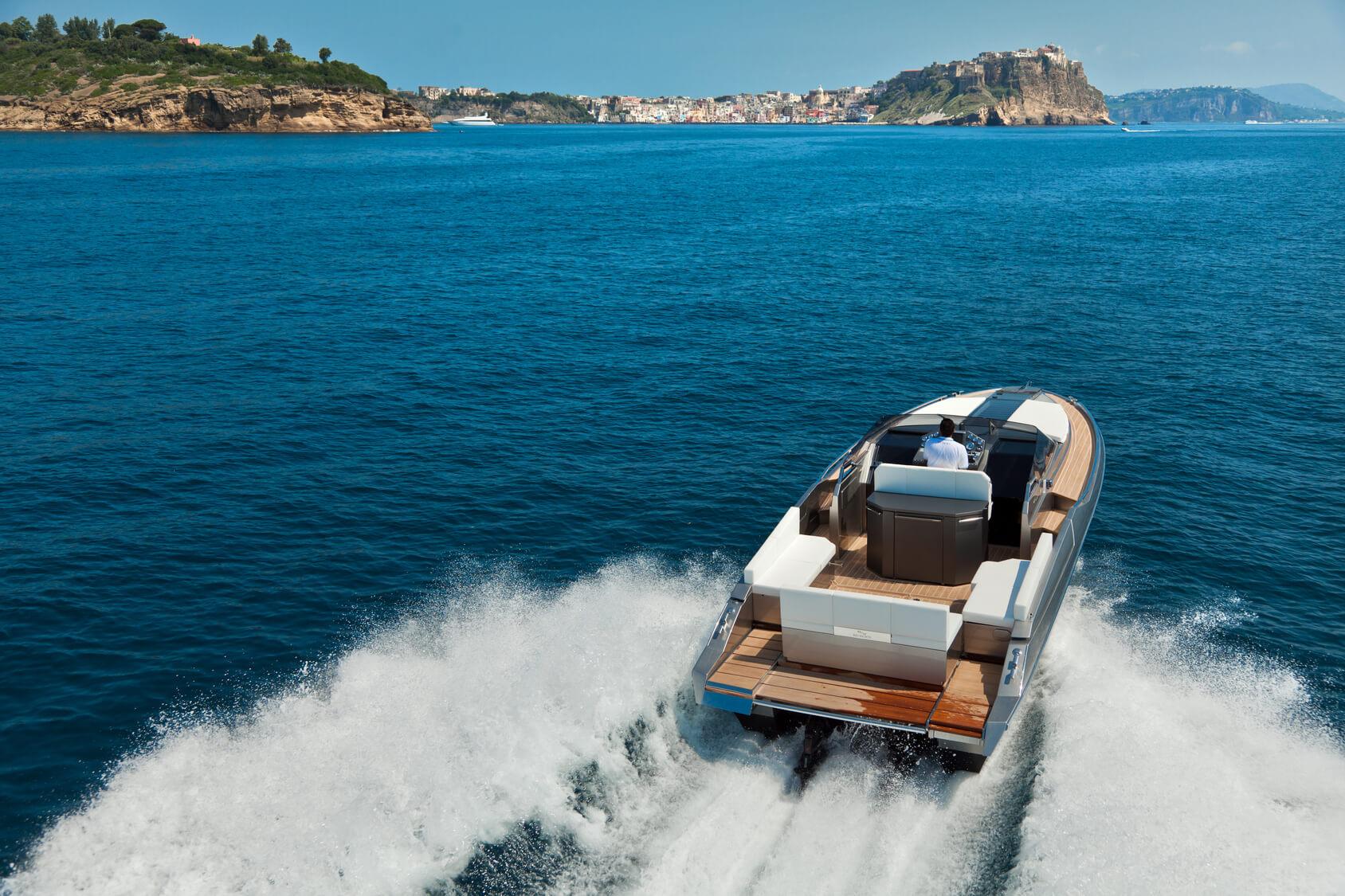 Luxury Boat - Challenor Marine Services