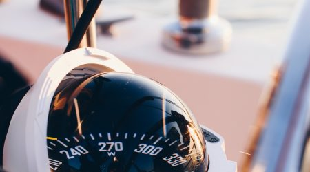 Onboard Boat Compass - Challenor Marine Services